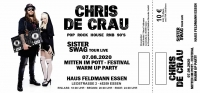 07.08.2020 - MITTEN im POTT Open Air/DJ Chris de Crau + Supporter
