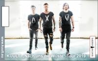 5.10.2019 Düsseldorf - ZAKK Albumsrelease